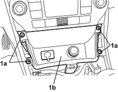 problème chauffage habitacle Fiat-Bravo-2-Boite-gants-ss-planche-bord
