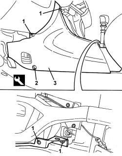 problème chauffage habitacle Fiat-Bravo-2-Fermeture-lateral-console-D